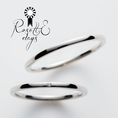 RosettEdaysロゼットデイズの結婚指輪のオレガノ