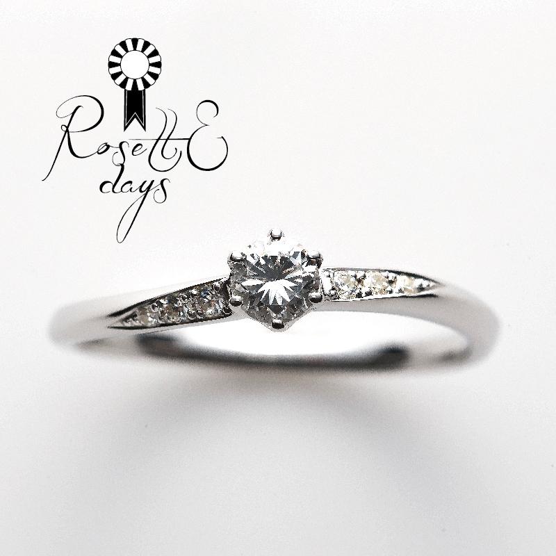 RosettEロゼットデイズの婚約指輪のタイム