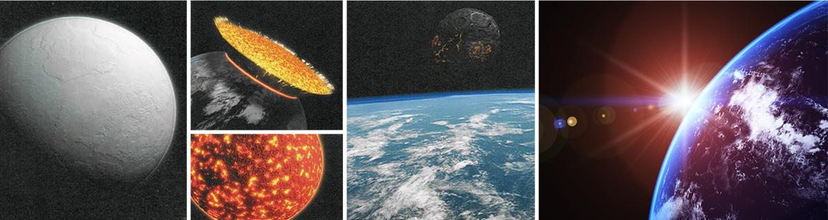 今からおよそ 32 億年から 9 億年前